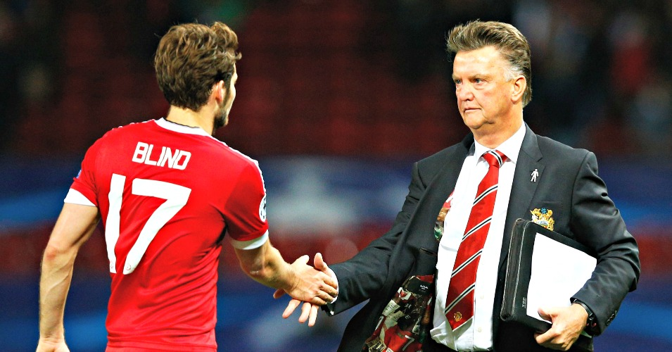 Daley Blind: Has impressed at centre-back for Manchester United