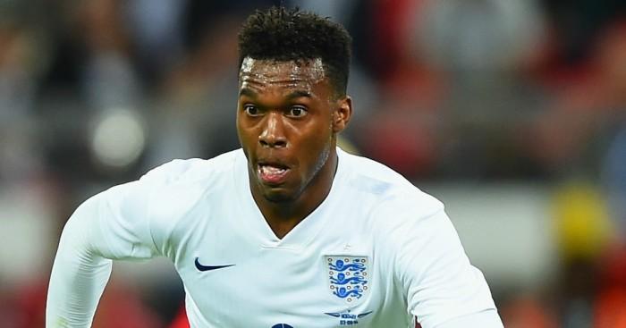 Daniel Sturridge: Hasn't played for England since September 2014