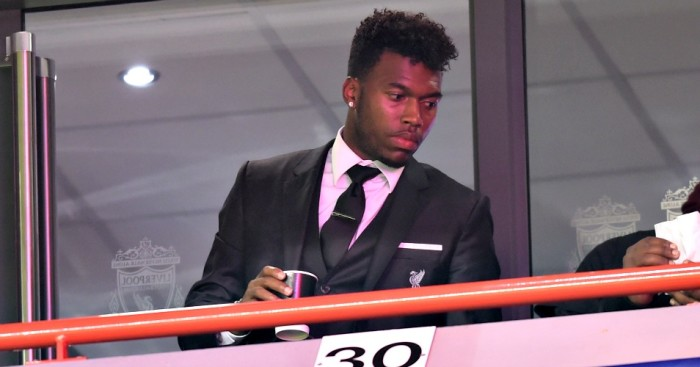 Daniel Sturridge: Liverpool striker currently out injured again