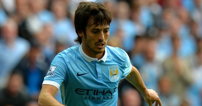 David Silva: Could return from ankle injury in derby