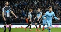 David Silva: Manchester City star has good record against Newcastle