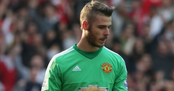 David De Gea: Could return for Manchester United against Arsenal