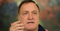 Dick Advocaat: Refuses to answer questions on his Sunderland future