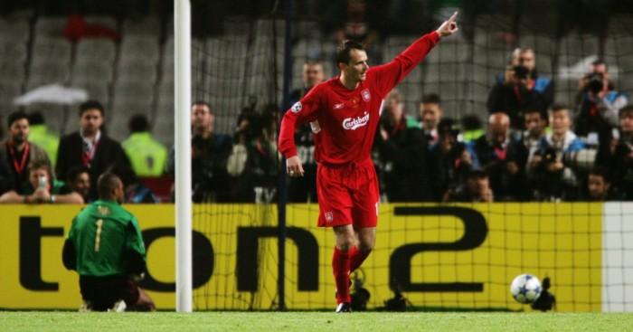 Dietmar Hamann: Helped Liverpool win Champions League in 2005