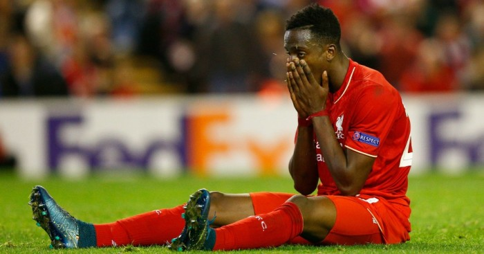 Divock Origi: Forward yet to shine in a Liverpool shirt