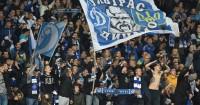 Dynamo Kiev fans: Accused of racist behaviour against Chelsea