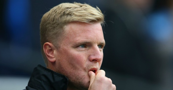 Eddie Howe: Wants Bournemouth to tighten up in defence