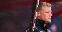 Eddie Howe: Has followed Jamie Vardy's rise closely