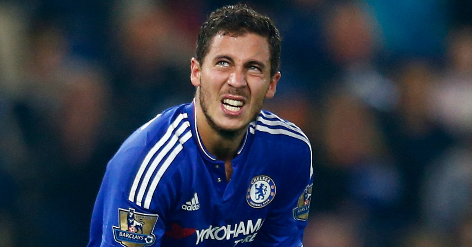 Eden Hazard: Form has been woeful this season