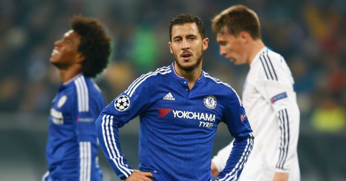 Eden Hazard: Forward linked with shock move to Man United