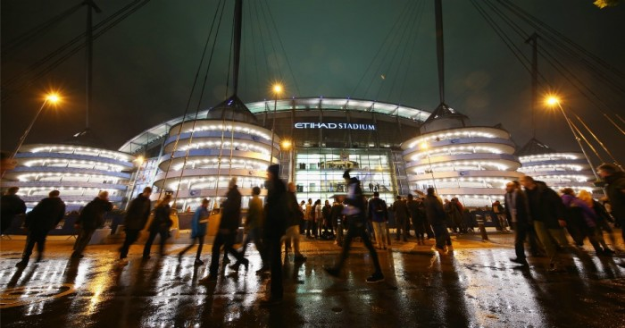 Etihad Stadium: Trouble in Manchester not believed to be linked to City fans