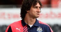 Fabricio Coloccini: Available after red card overturned