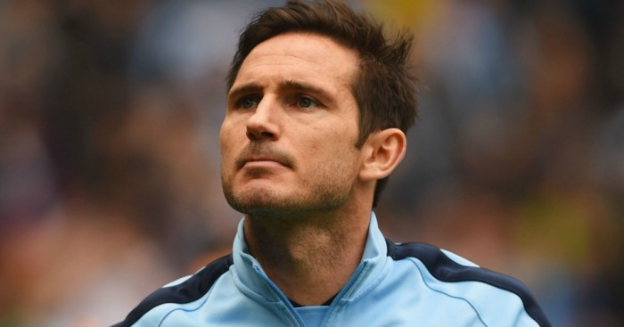 Frank Lampard: No Loan return