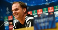 Frank de Boer: Everton bound?