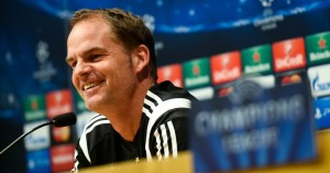 Frank de Boer: Ajax could asked about Liverpool and Newcastle jobs