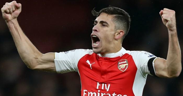 Gabriel Arsenal TEAMtalk