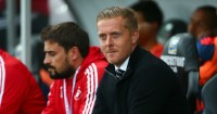 Garry Monk: Happy with Swansea City performance against Tottenham