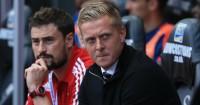 Garry Monk: Shown the door at Swansea