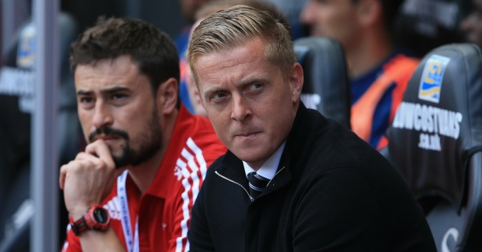 Garry Monk: Shown the door at Swansea