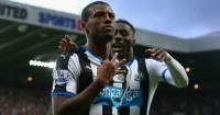 Georginio Wijnaldum - Midfielder celebrates third goal