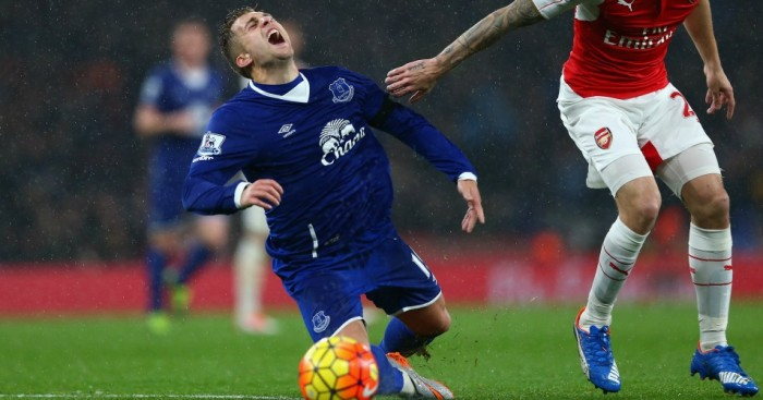 Gerard Deulofeu: Everton midfielder accused of going down too easily