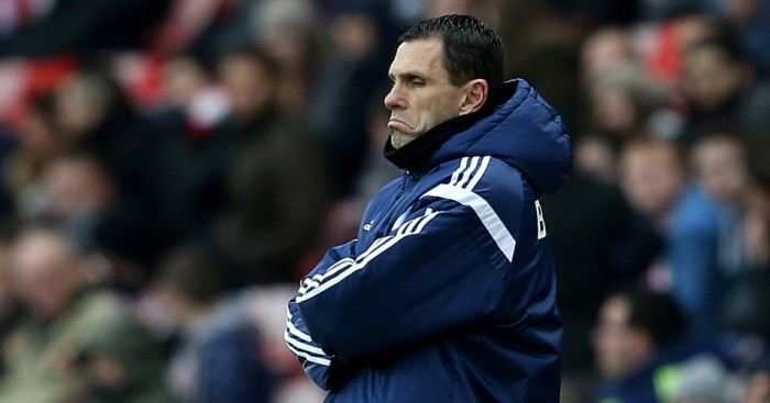 Gus Poyet: Takes charge at Real Betis