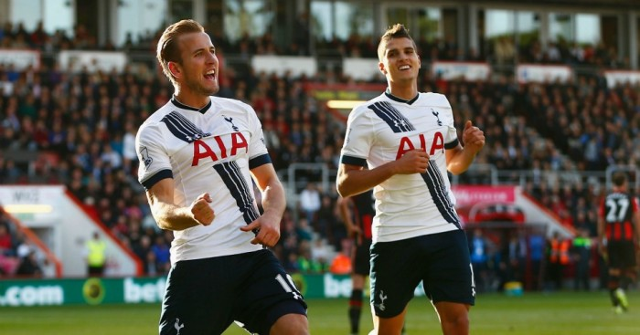 Harry Kane: Scored hat-trick in Tottenham's win at Bournemouth