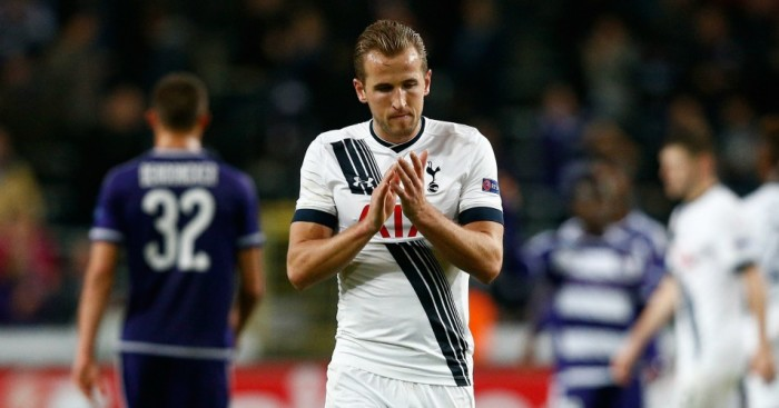 Harry Kane: Set to return for Tottenham against Bournemouth