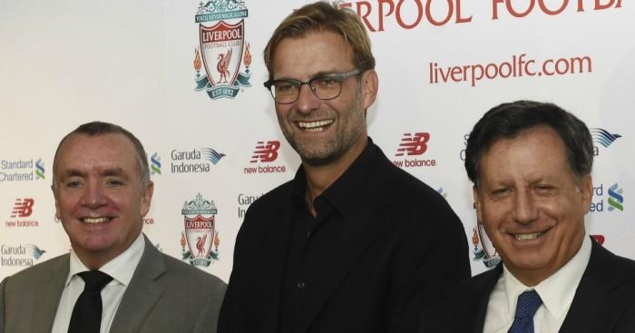 Jurgen Klopp: Always felt a calling for the Liverpool job