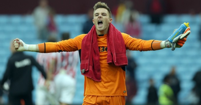 Jack Butland: Has signed new Stoke City contract until 2021