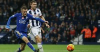 Jamie Vardy: Striker now scored in eight consecutive matches