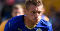 Jamie Vardy: Could join elite club with another goal