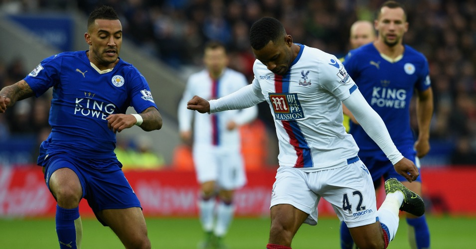 Jason Puncheon: Watched closely by Danny Simpson