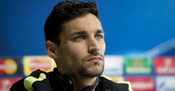 Jesus Navas Manchester City TEAMtalk