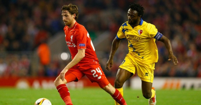 Joe Allen: Midfielder hoping for a chance in the Europa League