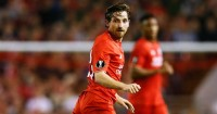 Joe Allen: Liverpool midfielder happy to put contract talks on hold