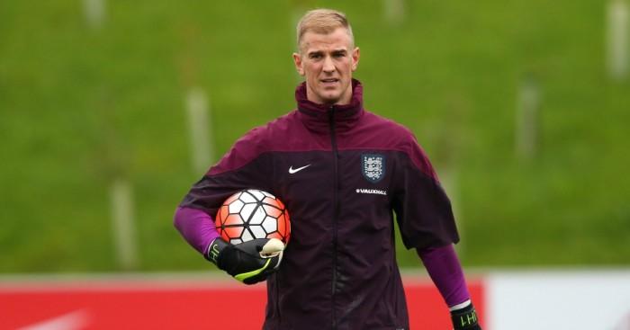 Joe Hart: Targeting success for England at Euro 2016 finals