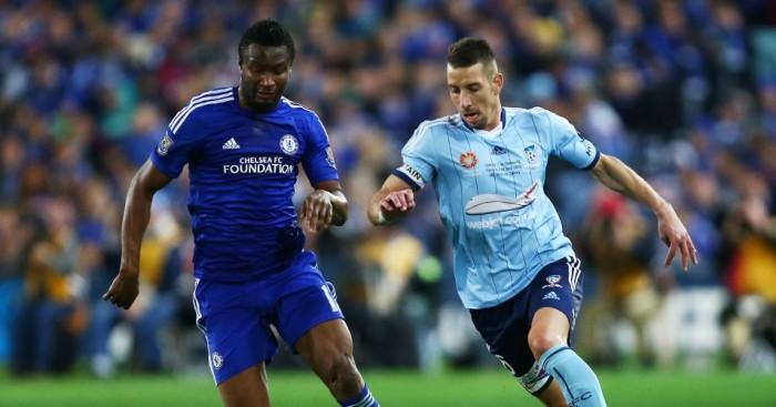 John Obi Mikel: Chelsea midfielder could be on his way to Besiktas