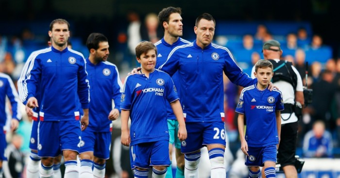 John Terry: Says Chelsea players are united behind Jose Mourinho