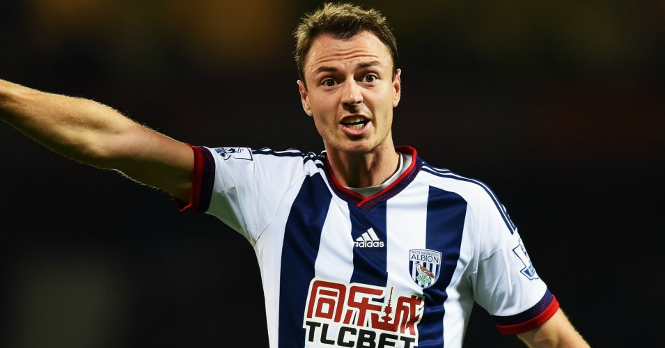 Jonny Evans: West Brom defender misses Manchester United game