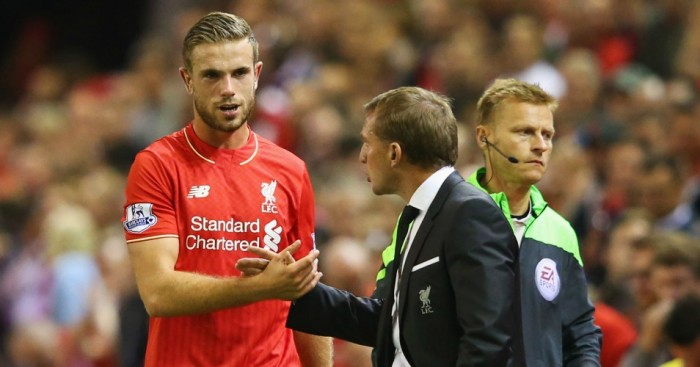 Jordan Henderson: Broke news of Brendan Rodgers' sacking to Liverpool squad