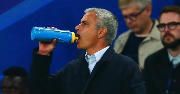 Jose Mourinho: Fined £50,000