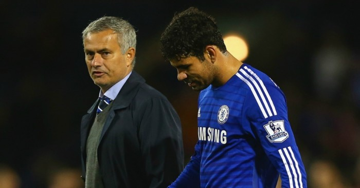 Diego Costa: Chelsea striker backs Jose Mourinho's approach