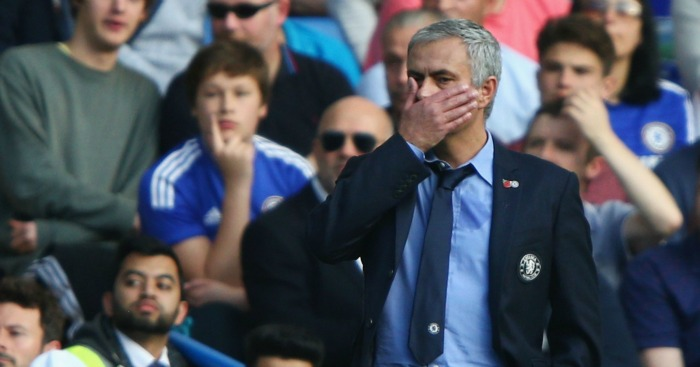 Jose Mourinho: Manager had to watch Chelsea lose again