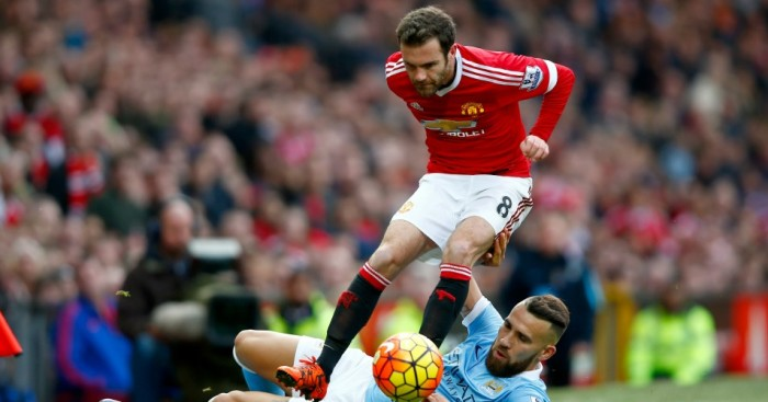 Juan Mata: Playmaker feels Manchester United deserved win
