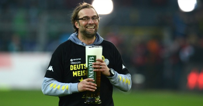 Jurgen Klopp: Would be good to have a beer with, according to Jamie Carragher