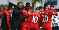 Jurgen Klopp: Picked sensible Liverpool team against Tottenham