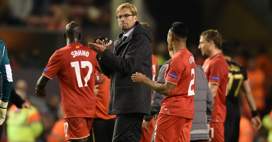 Jurgen Klopp, Liverpool Europa League