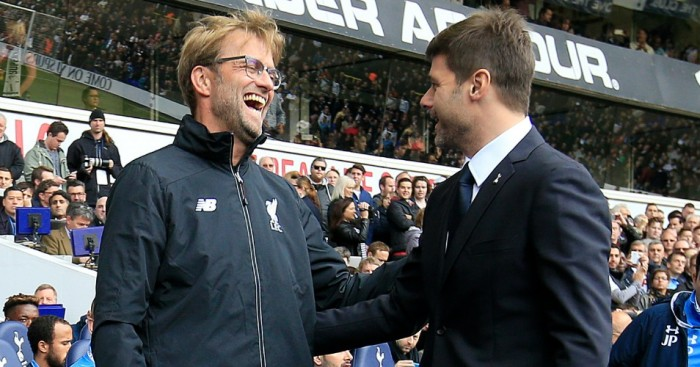 Jurgen Klopp : Happy with a point