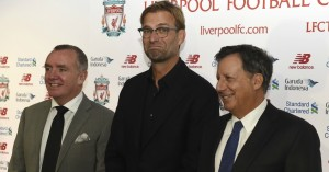 Jurgen Klopp (c): Will play emotional football